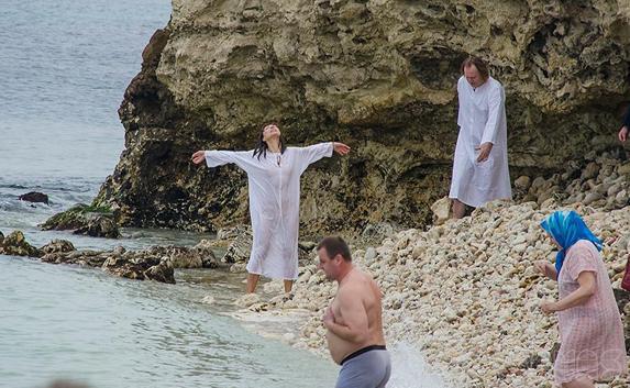 Где в Севастополе можно будет окунуться на Крещение