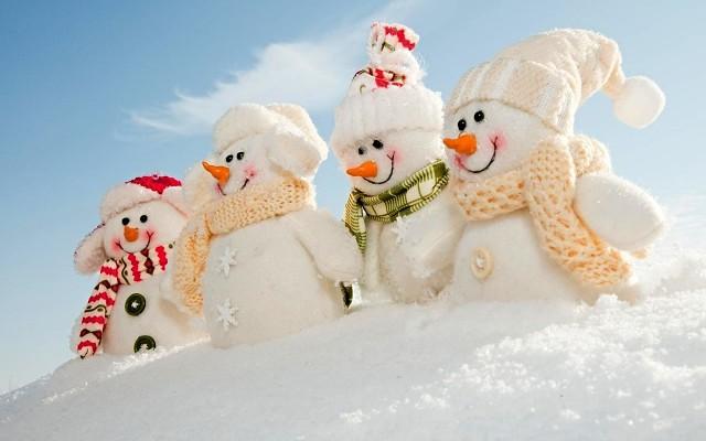 Бережливые севастопольские дети хранят в холодильниках снег и снеговиков