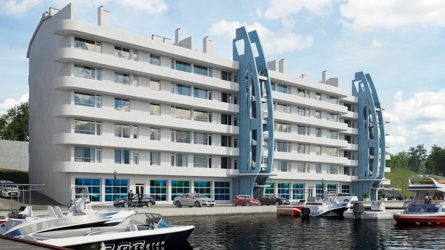 Бухту в Севастополе застроят шестиэтажным яхт-клубом