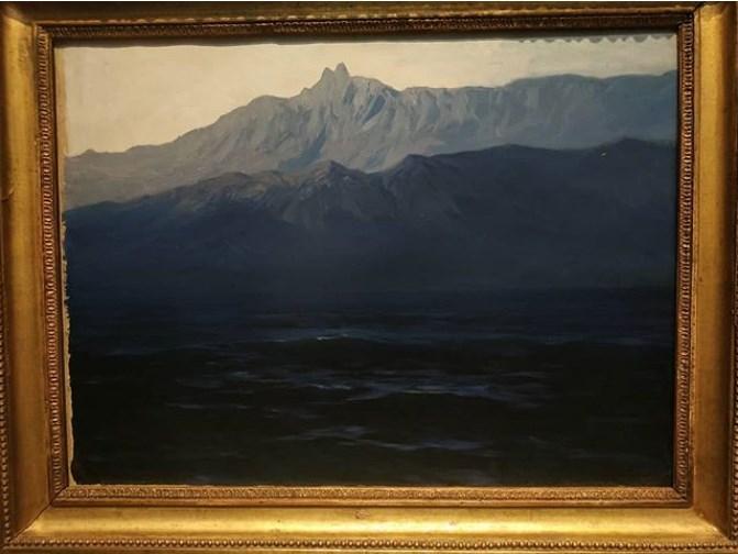 Дерзкое ограбление в Третьяковской галерее: похищена картина Куинджи