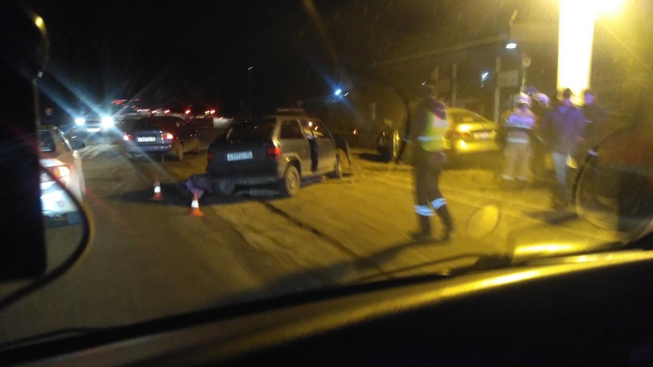 Летальное ДТП: на крымской трассе «лоб в лоб» столкнулись две легковушки