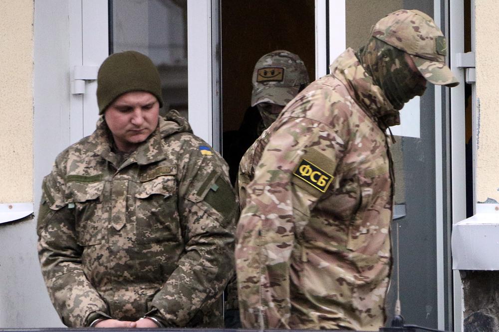 Украинским морякам, нарушившим границу РФ, продлят срок ареста