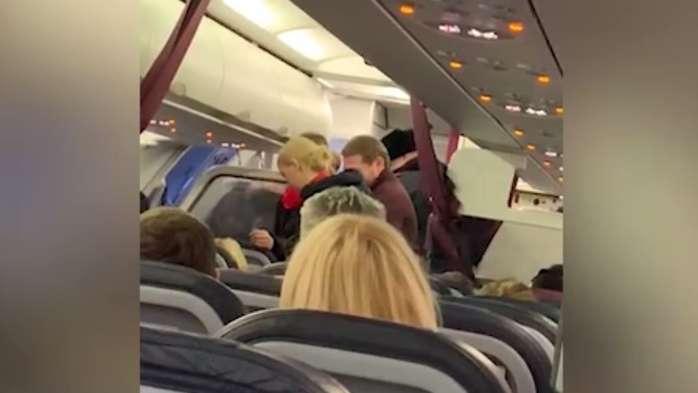 «Пятеро начали задыхаться и терять сознание»: рейс Москва-Дубай экстренно посадили в Волгограде