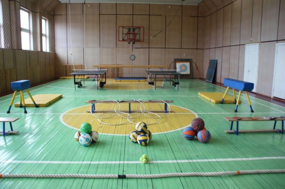 В Севастополе школьников заперли в спортзале
