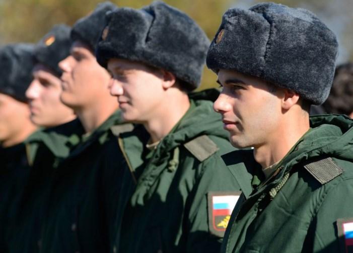 На Украине предложили считать крымских призывников военнопленными