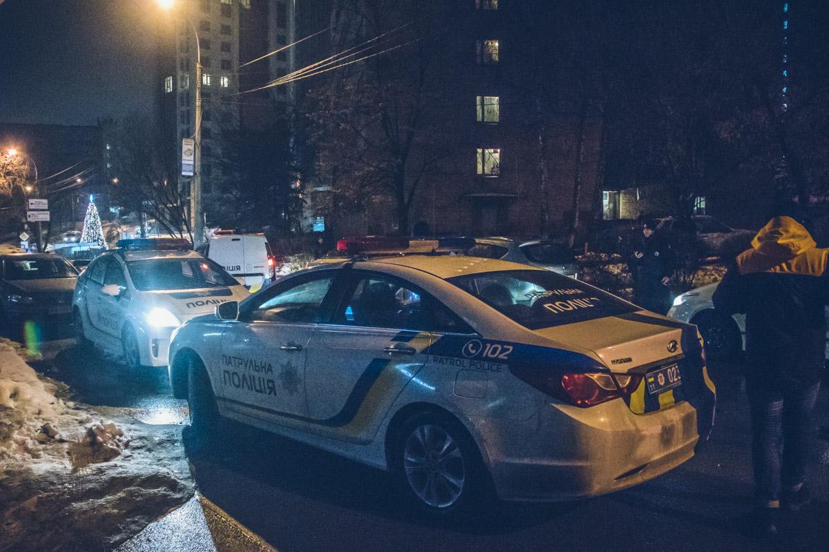 Охранника Порошенко убили одним ударом (фото, видео 18+)
