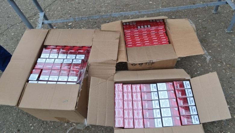 В Крыму мужчина украл из магазина 500 пачек сигарет