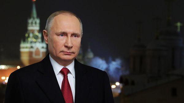 Британские СМИ сочли новогоднее обращение Путина дерзким