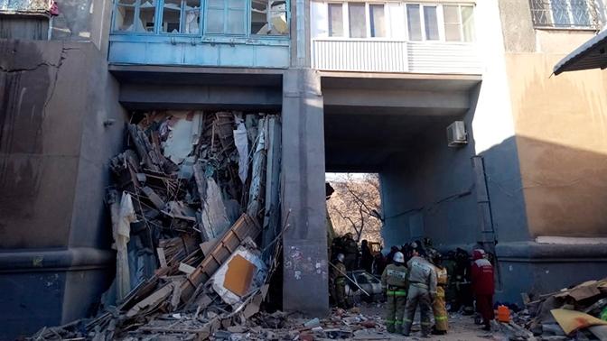 СК РФ проработал версию теракта в Магнитогорске