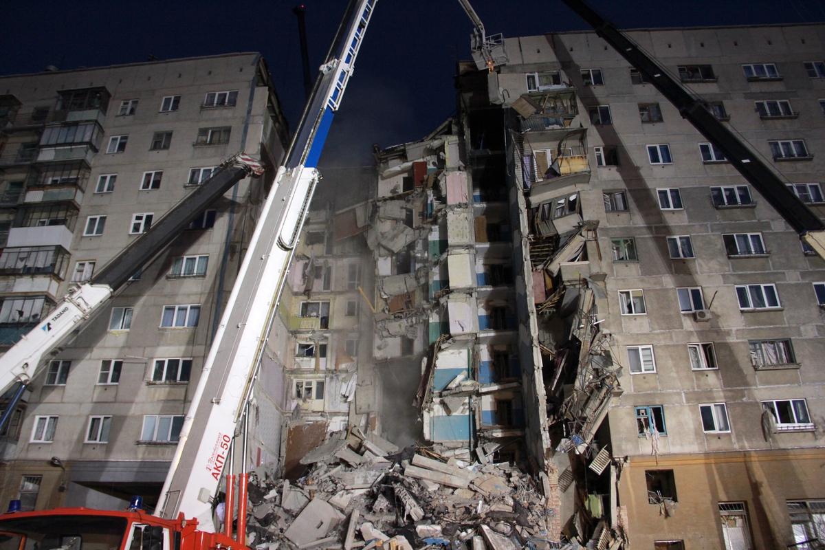 В Следкоме прокомментировали сообщения о причастностиИГ к трагедии в Магнитогорске