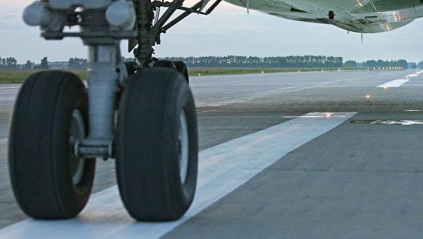 Из-за сильного тумана в аэропорту Симферополя задерживаются рейсы
