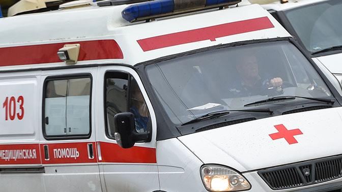 В Крыму посреди улицы умер мужчина