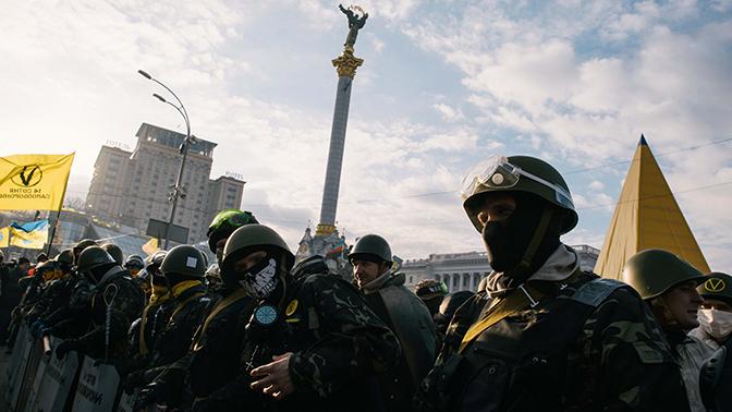 На Украине назвали главных виновников расстрела людей на майдане