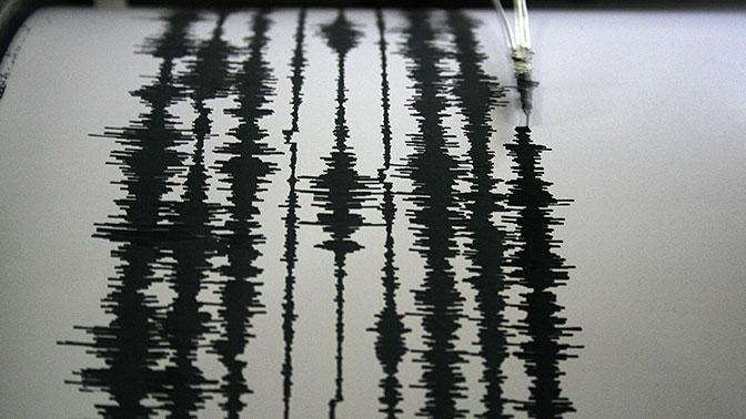 Землетрясение магнитудой 5,8 произошло на границе Казахстана и Китая