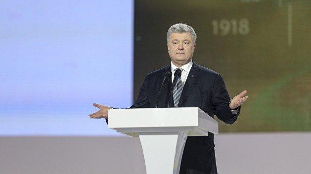 Порошенко заявил о подготовке к провокации в Керченском проливе