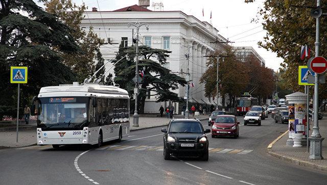 Общественный транспорт Севастополя станет «умным»
