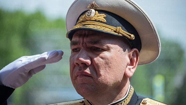 На Украине возбудили уголовное дело против командующего Черноморским флотом