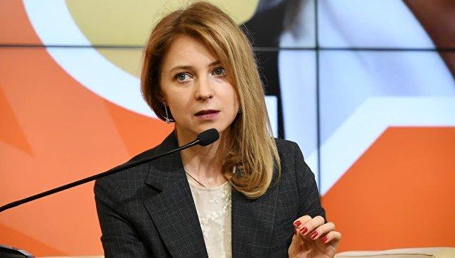 Поклонская ответила стихами на заявление Порошенко об «истории успеха» Украины