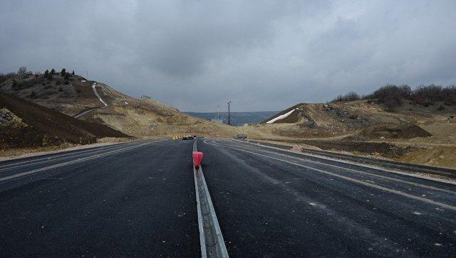 На каком этапе находится строительство севастопольского участка «Тавриды»