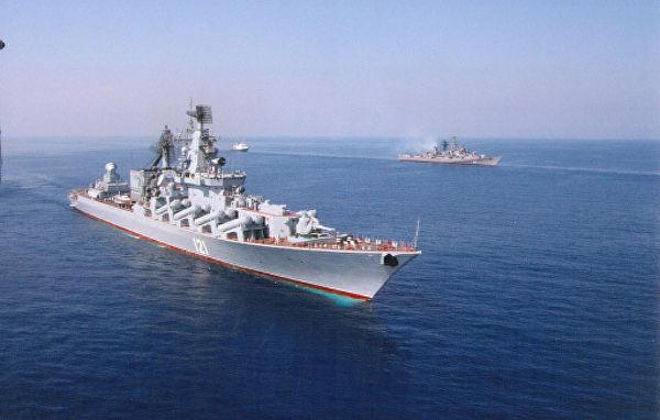 Флот России получит системы, вызывающие у противника галлюцинации