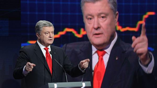Порошенко обвинил Россию в бедности украинцев