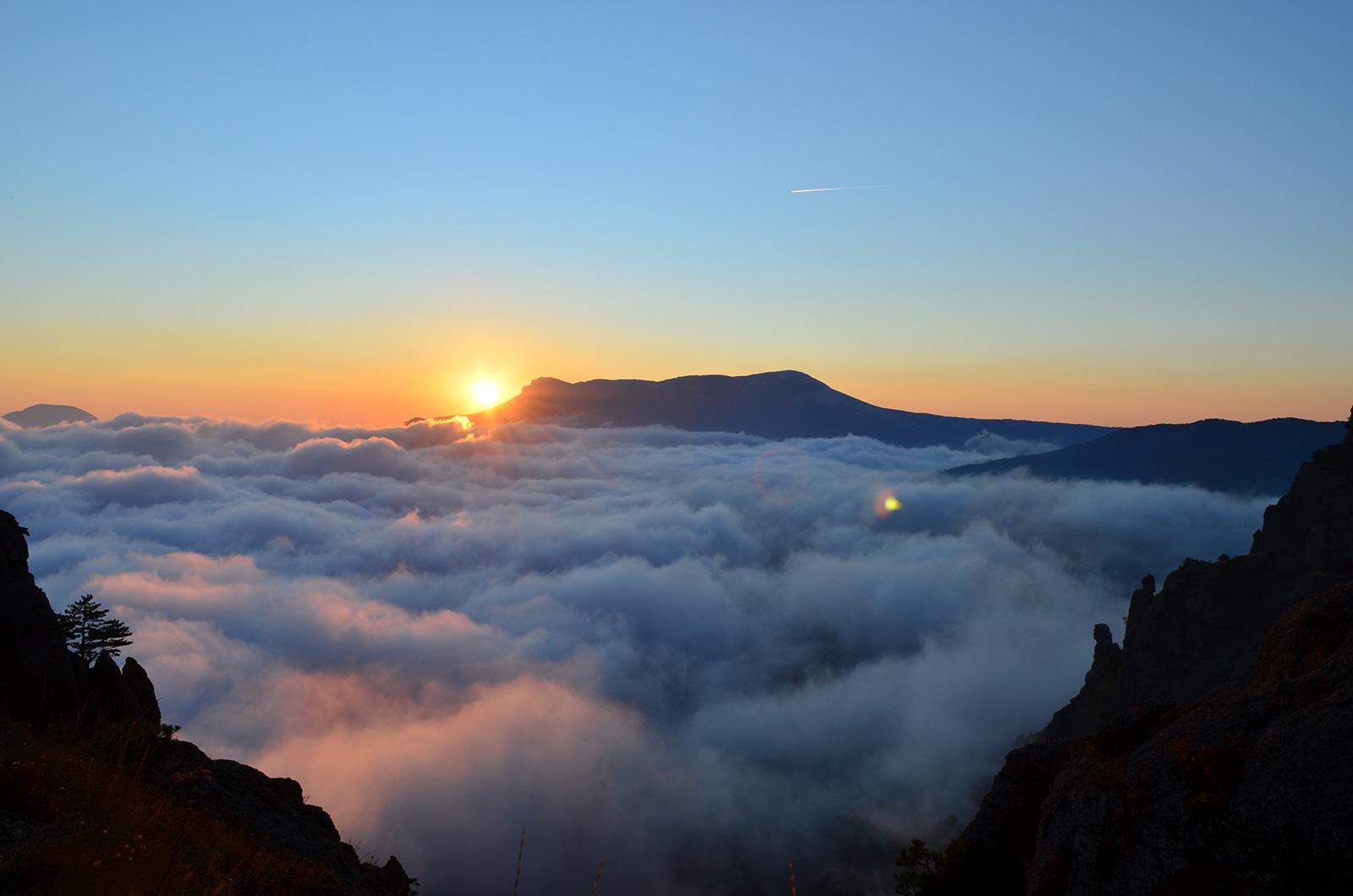 В Крымских горах погиб 22-летний турист