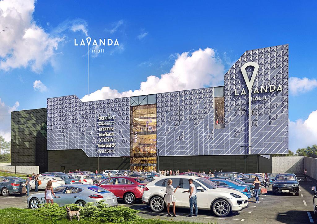 Когда откроют новый торговый центр «Лаванда» в Севастополе