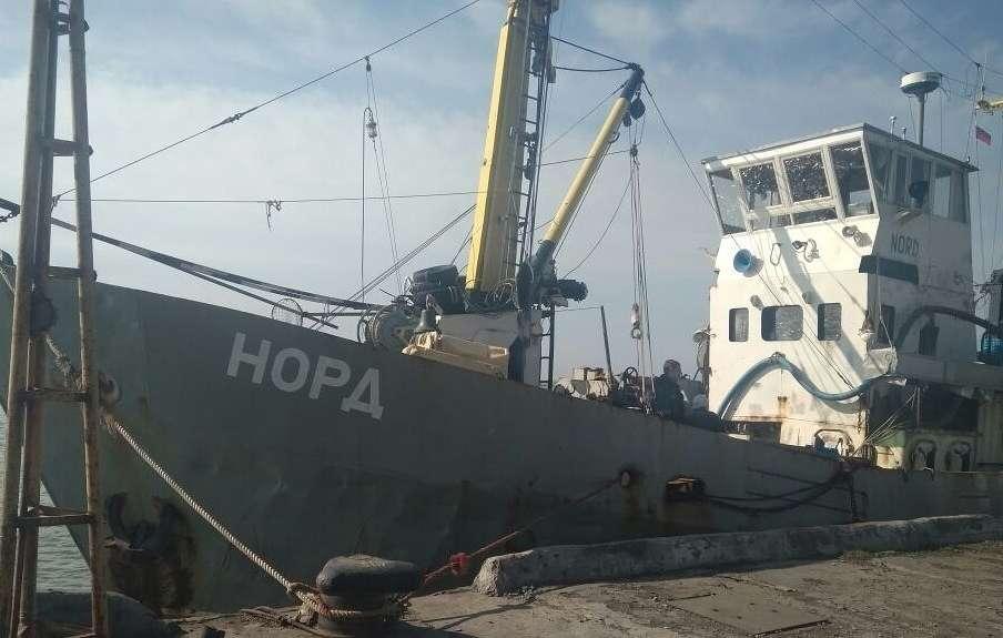 На Украине не знают, как капитан «Норда» оказался в Крыму