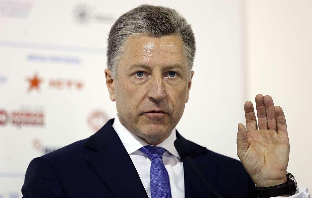 Волкер представил сайт «об агрессии России на Украине»