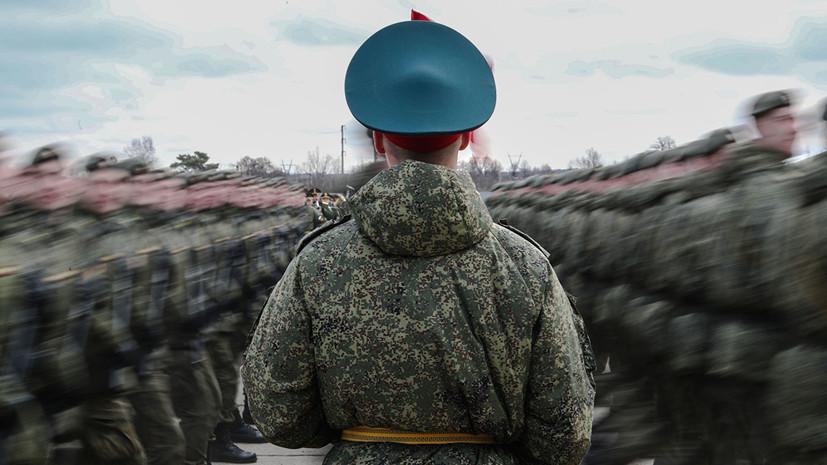 Военных и полицейских в России предложили называть «господами»