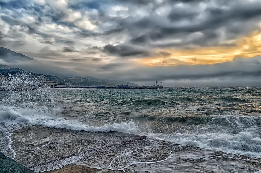 В Крым идет похолодание (прогноз погоды на 6 февраля)