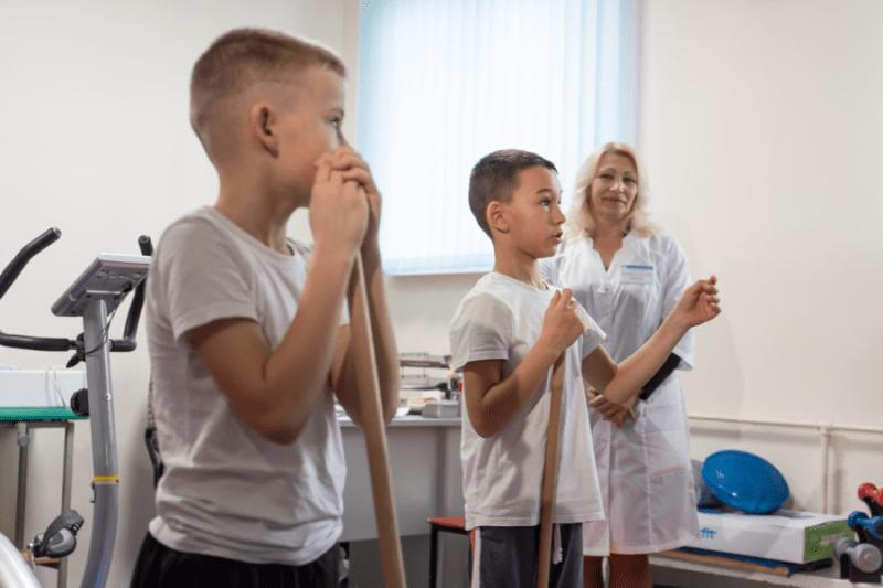 В Севастополе открылся Центр лечебной физкультуры