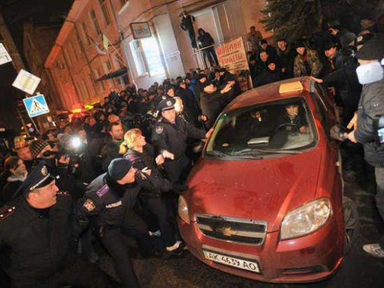 Порошенко рассказал в ООН, как он ездил в 2014 году в Крым