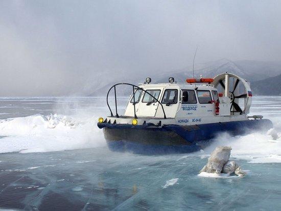 Новый катер на воздушной подушке заступил на службу по охране госграницы в Крыму