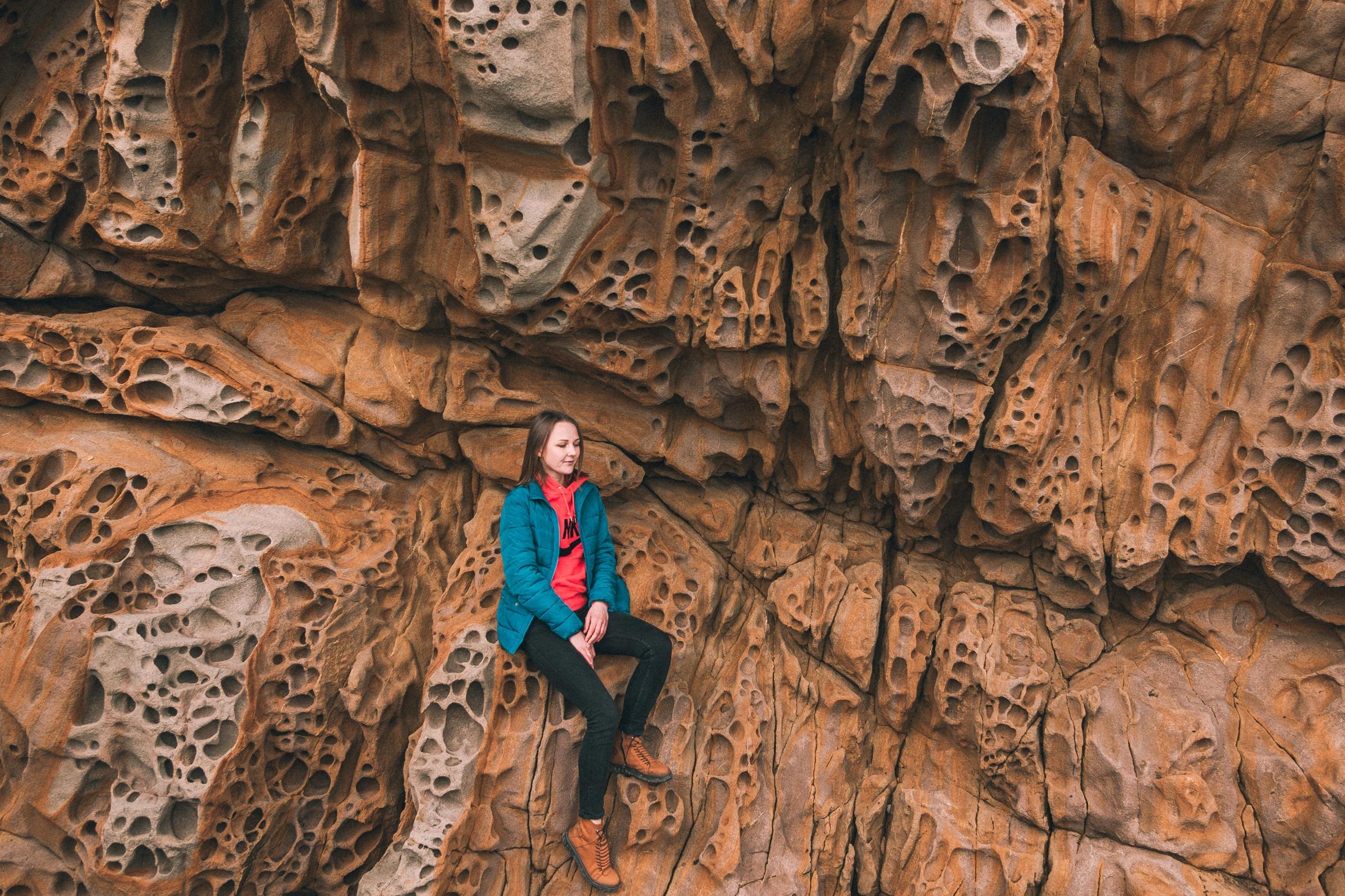 Блог путешественника по Крыму: Сырная скала или скальный комплекс Тузлух