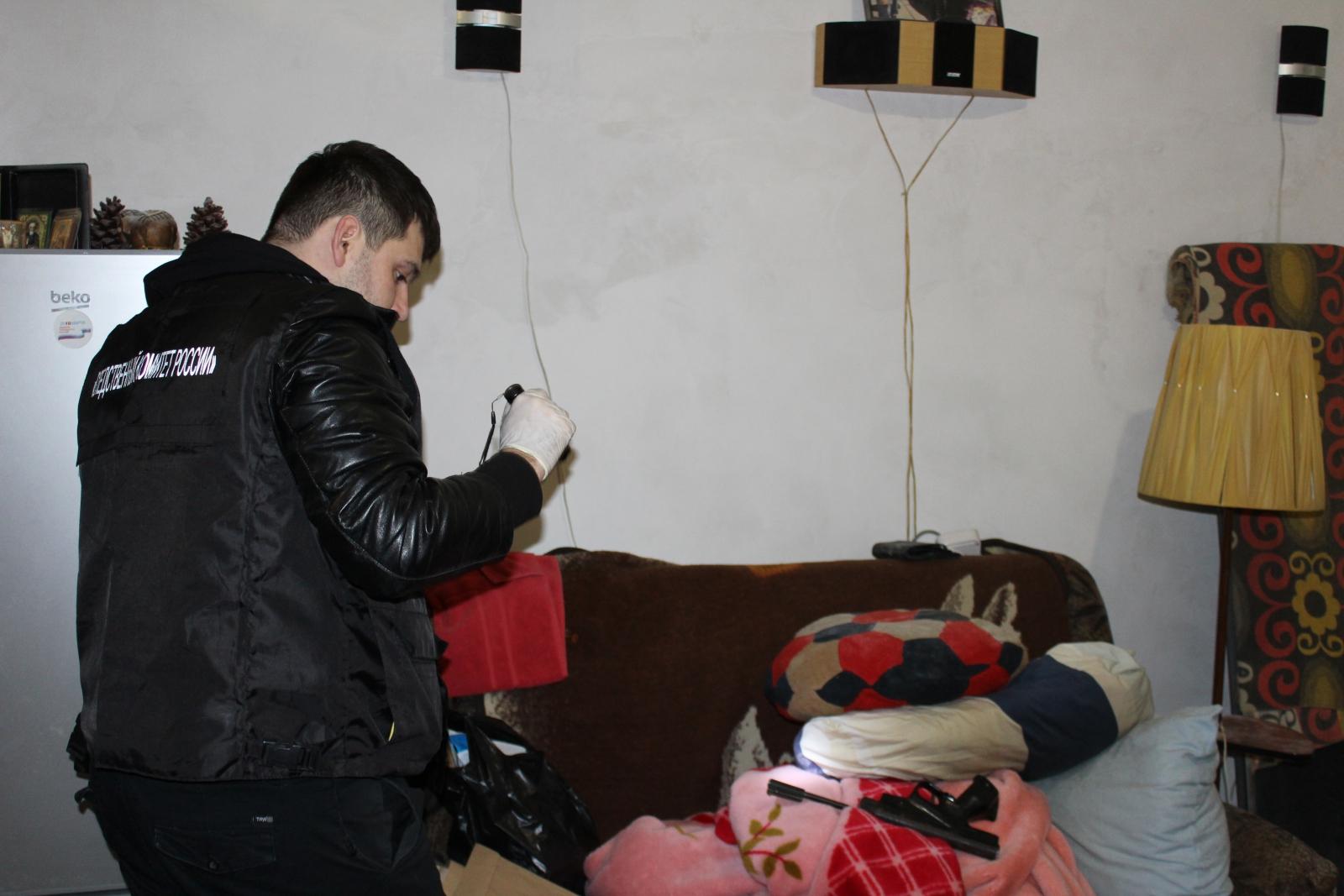 В Севастополе мужчина попытался убить приятеля из «травмата»
