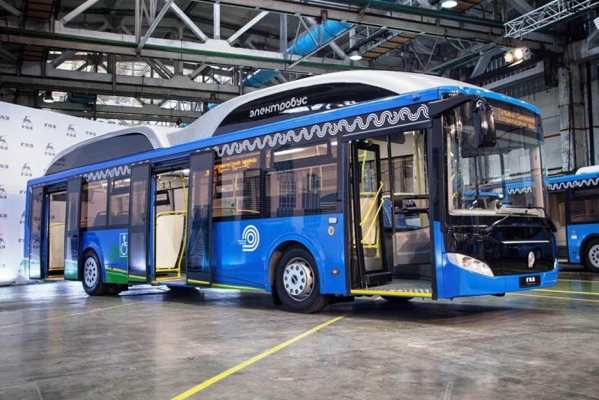 Севастопольцев хотят пересадить на белорусские электробусы