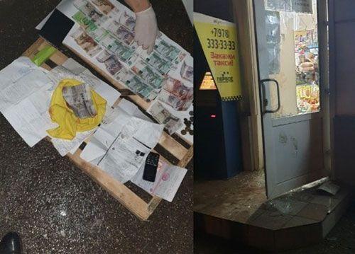 Ограбление и изнасилование в севастопольском магазине попало на видео