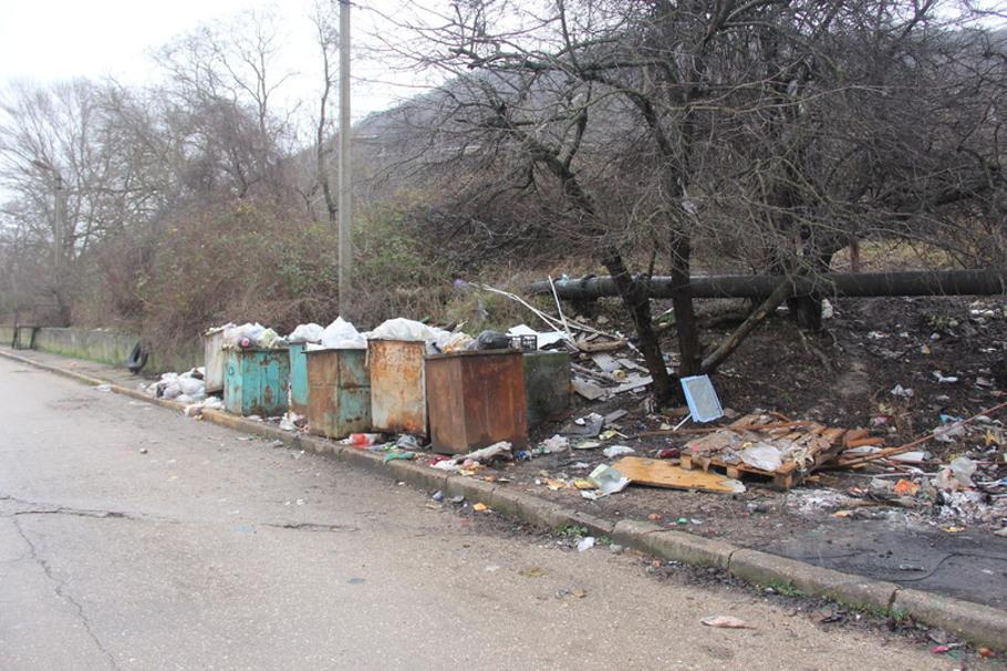 Севастопольское предприятие привлекли к ответственности за стихийные свалки