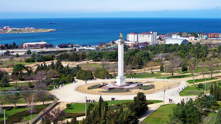 Парк Победы достроят севастопольские студенты