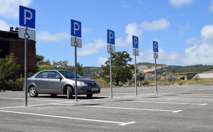 Как получить парковочный абонемент в Севастополе