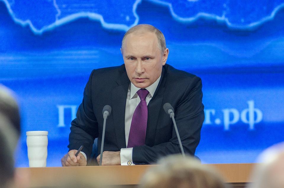 Путин рассказал, как воевал его отец во время Великой Отечественной
