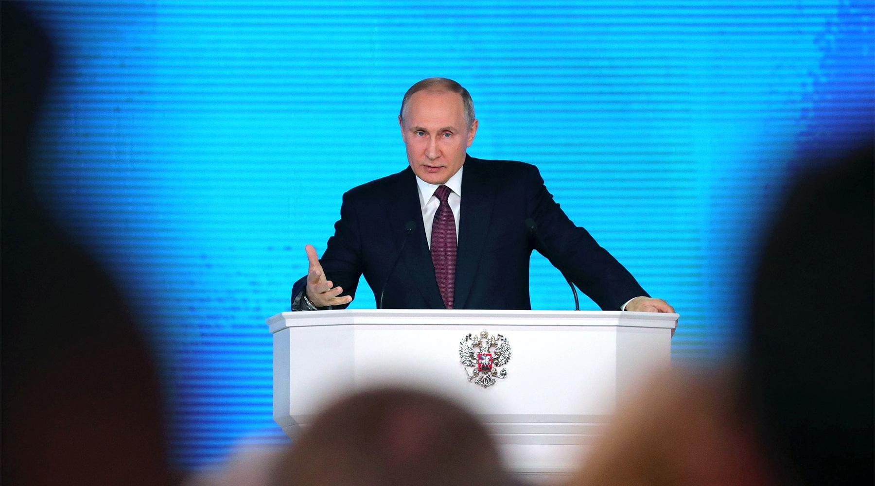 Путин предложил повысить выплаты для семей с детьми до 2 прожиточных минимумов