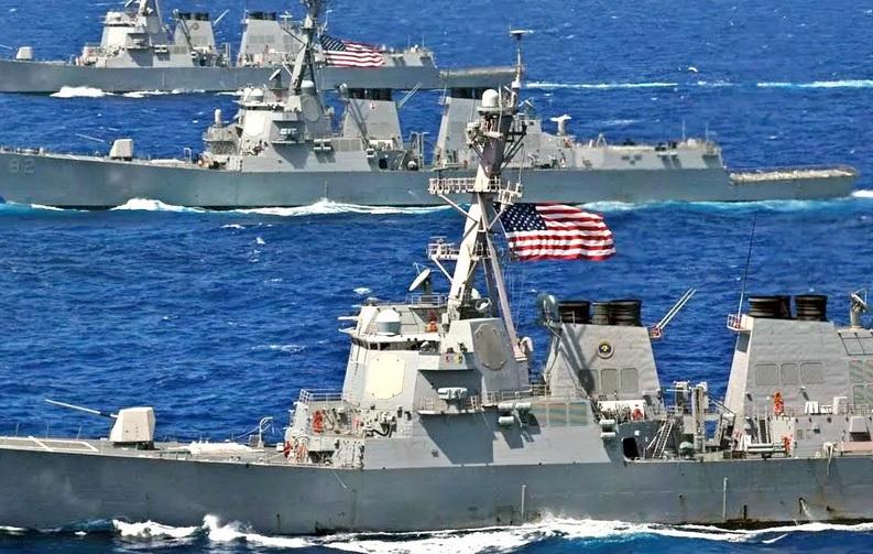 В США призвали нанести удар по России в Черном море