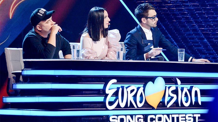 Украина отказалась от участия в «Евровидении»