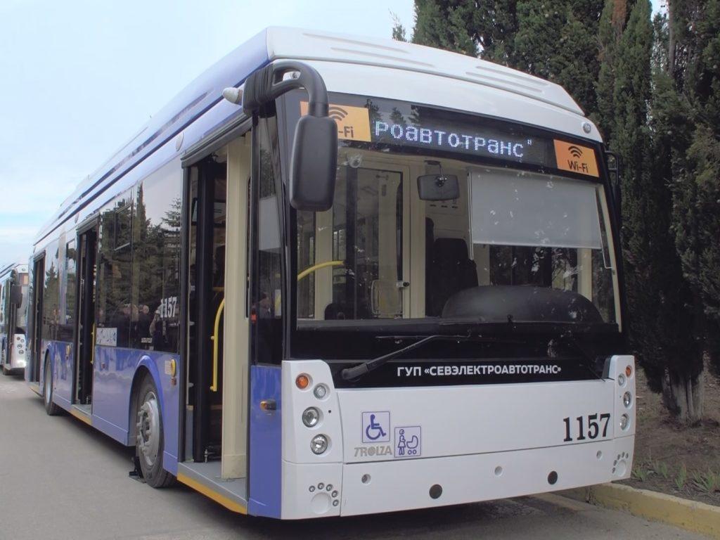 Через несколько дней весь общественный транспорт Севастополя будет принимать ЕГКС