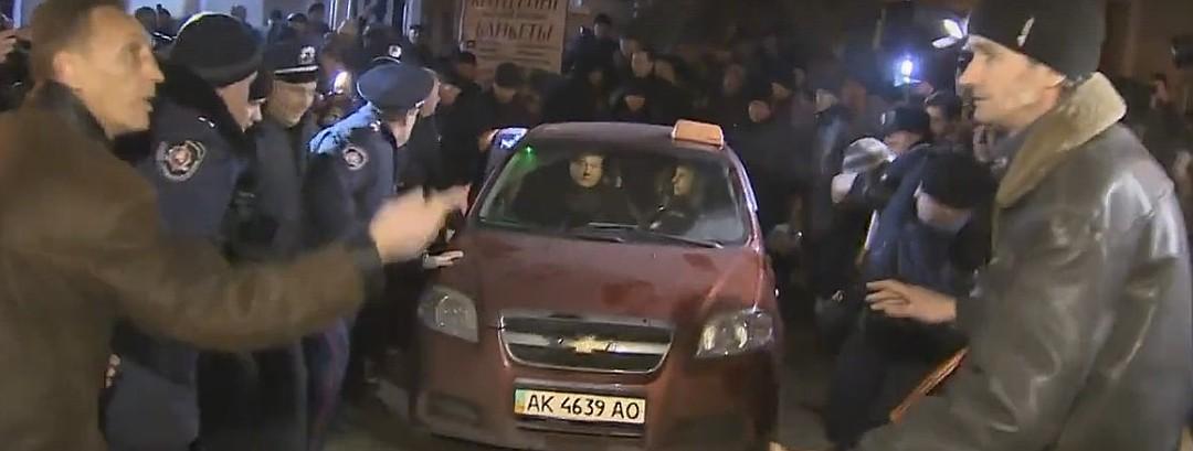 порошенко в крыму