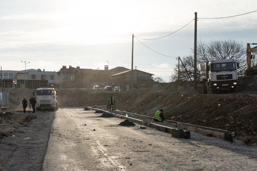 Строящиеся учреждения образования на проспекте Античный в Севастополе свяжет новая сеть автомобильных дорог
