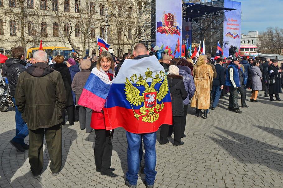День возвращения Севастополя в Россию объявлен выходным
