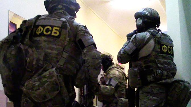 Задержаны более десяти человек: ФСБ пресекла деятельность террористов на территории Крыма